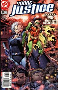 Cover Thumbnail for Young Justice (DC, 1998 series) #37