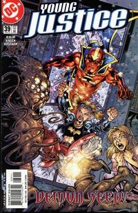 Cover Thumbnail for Young Justice (DC, 1998 series) #39