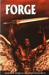 Cover Thumbnail for Forge (CrossGen, 2002 series) #10