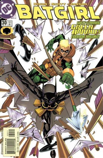 Cover for Batgirl (DC, 2000 series) #30