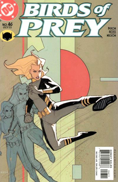 Cover for Birds of Prey (DC, 1999 series) #46