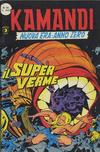 Cover for Kamandi (Editoriale Corno, 1977 series) #18