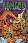 Cover for Kamandi (Editoriale Corno, 1977 series) #21