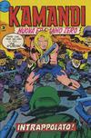 Cover for Kamandi (Editoriale Corno, 1977 series) #27