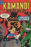 Cover for Kamandi (Editoriale Corno, 1977 series) #30
