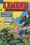 Cover for Kamandi (Editoriale Corno, 1977 series) #31