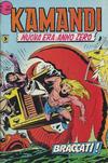 Cover for Kamandi (Editoriale Corno, 1977 series) #32