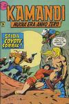 Cover for Kamandi (Editoriale Corno, 1977 series) #34