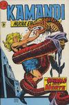 Cover for Kamandi (Editoriale Corno, 1977 series) #36