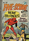 Cover for Five-Score Plus Comic Monthly (K. G. Murray, 1960 series) #39