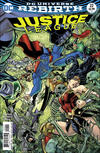 Cover Thumbnail for Justice League (2016 series) #22 [Nick Bradshaw Cover Variant]