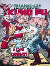 Cover for Shang-Chi Maestro del Kung Fu (Editoriale Corno, 1975 series) #3