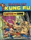 Cover for Shang-Chi Maestro del Kung Fu (Editoriale Corno, 1975 series) #16