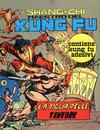 Cover for Shang-Chi Maestro del Kung Fu (Editoriale Corno, 1975 series) #12