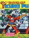 Cover for Shang-Chi Maestro del Kung Fu (Editoriale Corno, 1975 series) #14