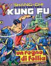 Cover for Shang-Chi Maestro del Kung Fu (Editoriale Corno, 1975 series) #18