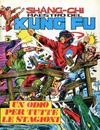Cover for Shang-Chi Maestro del Kung Fu (Editoriale Corno, 1975 series) #19