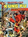 Cover for Shang-Chi Maestro del Kung Fu (Editoriale Corno, 1975 series) #4