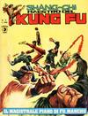 Cover for Shang-Chi Maestro del Kung Fu (Editoriale Corno, 1975 series) #9