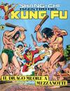 Cover for Shang-Chi Maestro del Kung Fu (Editoriale Corno, 1975 series) #21