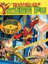 Cover for Shang-Chi Maestro del Kung Fu (Editoriale Corno, 1975 series) #22