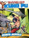 Cover for Shang-Chi Maestro del Kung Fu (Editoriale Corno, 1975 series) #23