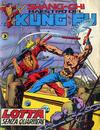 Cover for Shang-Chi Maestro del Kung Fu (Editoriale Corno, 1975 series) #29