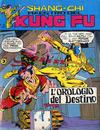 Cover for Shang-Chi Maestro del Kung Fu (Editoriale Corno, 1975 series) #32