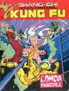 Cover for Shang-Chi Maestro del Kung Fu (Editoriale Corno, 1975 series) #33