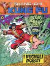 Cover for Shang-Chi Maestro del Kung Fu (Editoriale Corno, 1975 series) #34