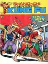 Cover for Shang-Chi Maestro del Kung Fu (Editoriale Corno, 1975 series) #35