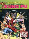 Cover for Shang-Chi Maestro del Kung Fu (Editoriale Corno, 1975 series) #43