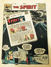 Cover for The Spirit (Register and Tribune Syndicate, 1940 series) #11/21/1948