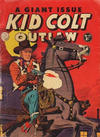 Cover for Kid Colt Outlaw Giant (Horwitz, 1960 ? series) #20