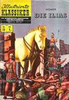 Cover for Illustrierte Klassiker [Classics Illustrated] (BSV - Williams, 1956 series) #13 - Die Ilias  [HLN 128]