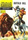 Cover for Illustrierte Klassiker [Classics Illustrated] (BSV - Williams, 1956 series) #15 - Buffalo Bill [HLN 138]