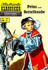 Cover for Illustrierte Klassiker [Classics Illustrated] (BSV - Williams, 1956 series) #18 - Prinz und Bettelknabe  [HLN 112]