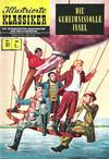 Cover for Illustrierte Klassiker [Classics Illustrated] (BSV - Williams, 1956 series) #21 - Die geheimnisvolle Insel [HLN 138]