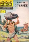 Cover for Illustrierte Klassiker [Classics Illustrated] (BSV - Williams, 1956 series) #25 - Homer's Odyssee [HLN 136]