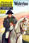 Cover Thumbnail for Illustrierte Klassiker [Classics Illustrated] (1956 series) #35 - Waterloo [HLN 130]