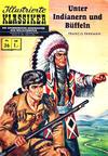 Cover Thumbnail for Illustrierte Klassiker [Classics Illustrated] (1956 series) #36 - Unter Indianern und Büffeln [HLN 136]