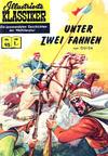 Cover Thumbnail for Illustrierte Klassiker [Classics Illustrated] (1956 series) #45 - Unter zwei Fahnen [HLN 133]