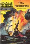 Cover Thumbnail for Illustrierte Klassiker [Classics Illustrated] (1956 series) #60 - Die Fünfundvierzig [HLN 130]