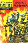 Cover Thumbnail for Illustrierte Klassiker [Classics Illustrated] (1956 series) #74 - König der Freibeuter [HLN 138]