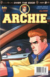 Cover for Archie (Archie, 2015 series) #21 [Newsstand - Pete Woods]