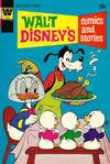 Cover Thumbnail for Walt Disney's Comics and Stories (1962 series) #v32#3 (375) [Whitman]