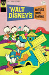 Cover for Walt Disney's Comics and Stories (Western, 1962 series) #v35#4 (412) [Whitman]