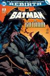 Cover for Batman (Panini Deutschland, 2017 series) #2