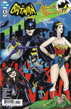 Cover for Batman '66 Meets Wonder Woman '77 (DC, 2017 series) #6