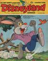 Cover for Disneyland barneblad (Hjemmet / Egmont, 1973 series) #21/1975